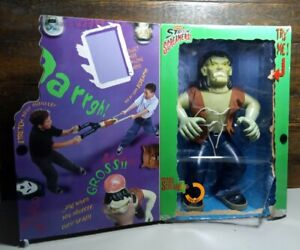 Stretch screamers Frankenstein Electronic Action Figure horror Manley Toy Quest