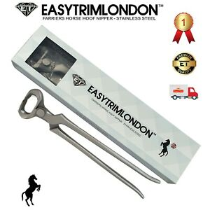 Hoof Nippers Cutters 14 inch Farriers Tools Horse Nipper Trimmer EASYTRIMLONDON