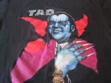 TAD 1991 RARE VINTAGE TEE SHIRT BY PUSHEAD LIKE JESUS WITH A LOBOTOMY SUB POP