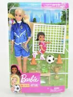 Barbie: You Can Be Anything, Soccer Coach Playset