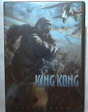 King Kong (DVD) Widescreen Peter Jackson's  NEW FREE SHIPPING