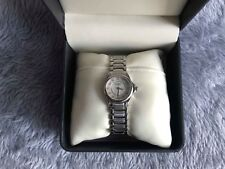 ROTARY WOMEN'S WATCH  STAINLESS STEEL QUARTZ AUTHENTIC