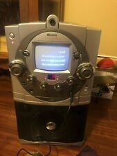 Memorex # Mks8580 Karaoke System With Video Camera Microphone