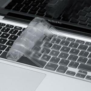 Clear Skin Keyboard Cover Case For Apple MacBook Air 11'' 13''/Pro 13/15/16/12''