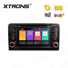 "AUTORADIO 7"" Android 8.0 OCTACORE 4GB/32GB AUDI A3 (2003-2011) S3 RS3 8P gps usb"
