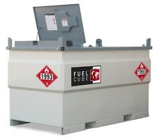 Brand New Western Int Fuelcube FCP500 500 Gallon Double-Walled Diesel Fuel Tank
