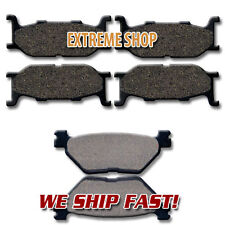 Yamaha Front + Rear Brake Pads XP 500 (T-Max) (Only for USA Models) (2005-2008)