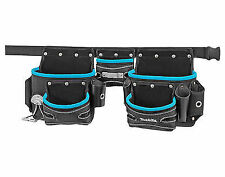 3 Pouch Belt Set Makita P 71772 With Tags