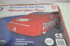 NCAA Alabama Crimson Tide Car cover XL NEW up to 17.5' Slight defect $299.99
