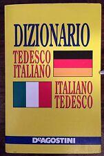 DIZIONARIO TEDESCO-ITALIANO ITALIANO-TEDESCO