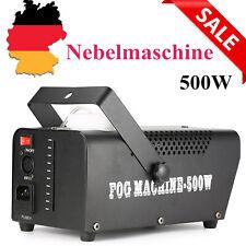 500W Rauchmaschine RGB LED Licht Bühne Rauch Nebel Maschine Bühneneffekt DHL