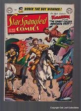 Star Spangled Comics 108 Dc 1950 Vf Robin Batman sidekick