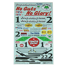 Tamiya 58354 The Frog (Re-Release), 9400373/19400373 Decals/Stickers