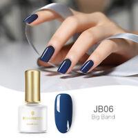 6ml BORN PRETTY Soak off UV Gel Nail Polish Jazz Blue Series BP-JB06 Big Band