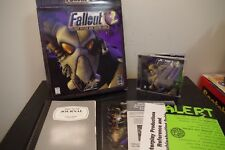 Fallout 2 (PC, 1998) Tested / Complete / Big Box