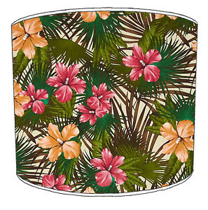 Hawaiian Surfing Surf Lampshades To Match Duvets Wall Decals Light Table Lamp