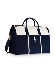 BRAND NEW RALPH LAUREN PARFUMS POLO BLUE WEEKEND / TRAVEL / HOLIDAY / SPORT BAG
