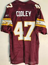 Reebok NFL Jersey WASHINGTON Chris Cooley Burgundy sz L