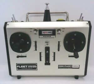 FLEET 6 CHANNEL  TRANSMITTER 35MHZ COLLECTABLE EXCELLENT CLEAN CONDITION 35mhz