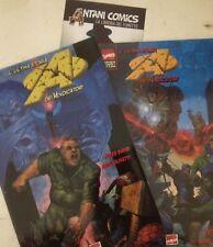 Avengers: L'Ultima Storia dei Vendicatori, Peter David - Ariel Olivetti