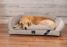 New listing SertaPedic Memory Foam Couch Extra Large Dog Bed, 44�x 30�