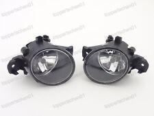 Clear Lens Driving Bumper Fog Light Lamps Set for Nissan Altima Sedan 2007-2012