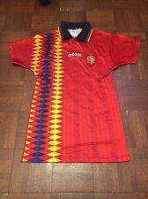 1994 Adidas World Cup Spain Soccer/futbol Jersey/camisetas Men's Small Vintage