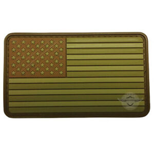 5ive Star Gear 6799000 U.S. Flag Subdued Multi Morale Patch