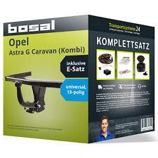 Anhängerkupplung BOSAL starr OPEL Astra G Caravan +Elektrosatz NEU ABE inkl. EBA
