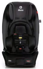 Diono Radian 3RXT All-in-One Convertible+Booster Child Safety Car Seat Gray Slat