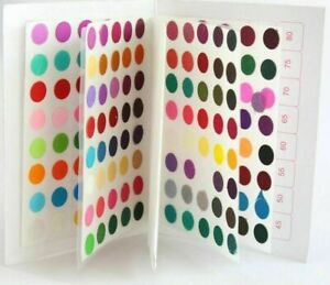 BIG to SMALL SIZE Multi colour Indian bindi round shape(720)Piece Bindi Stickers