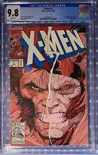 X-MEN #7 (1992) CGC 9.8 NM/M JIM LEE COVER/ ART OMEGA RED & WOLVERINE MARVEL WP