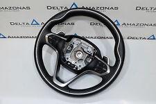 BMW I12 i8 Steering Wheel Leather Gear Pads Sportlenkrad Leder Schaltwippen