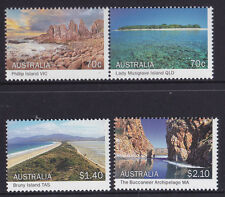 2015 Islands of Australia - MUH Complete Set