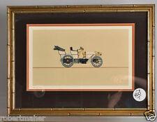 Framed Print of a 1902 Mercedes Type 28/32 MAKE ME AN OFFER!!!