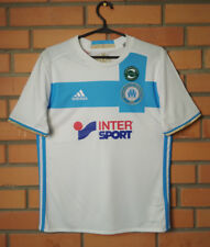 Olympique Marseille Home football shirt 2016-2017 kids 13-14 y. jersey  Adidas
