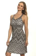NWT Zeroxposur Women's Summer Voyage Dress _ Removable Cups_ Size Large_Grey