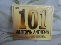 101 - Motown Anthems  -CD - Various Artists - New - Free uk Postage