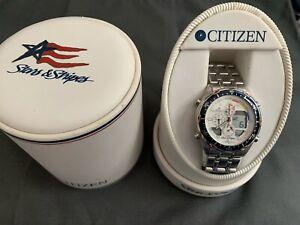 Citizen Navisail America's Cup Stars & Stripes