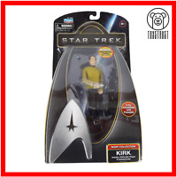 Kirk Action Figure Star Trek Warp Collection Posable Toy TV Character 4+ Boxed