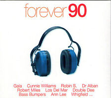 CD 18T THE 90's GALA/ROBERT MILES/LOS DEL MAR/WHIGFIELD/Dr ALBAN/LADY/REAL JOY