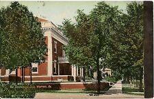 The Conewango Club Waren PA Postcard 1911