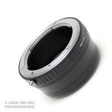 Profesional Nikon F A Micro 4/3rds Lente Adaptador Anillo. M 4/3 Montura Adaptador.