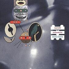 RYUICHI SAKAMOTO Moto.Tronic CD+DVD Bill Laswell * IGGY POP * David Sylvian NICE