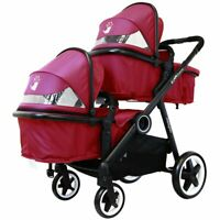 Baby Toddler Pram System &In Line Travel Tandem Second Seat New Boy Girl Unisex