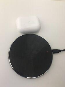 Apple AirPods con Ricarica Wireless Pro Custodia-Bianco, (MWP22AM/A) USATO
