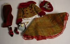 """All the Leaves are Brown Outfit for Ellowyne Doll 16"""" Tonner Wilde Imagination"""
