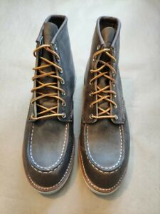 "Red Wing 4548 Classic Moc 6"" Boots -  Size 10 - Made in USA"