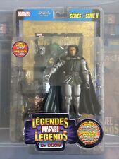 Marvel Legends Series 2 II Dr. Doom Foil Variant MIP