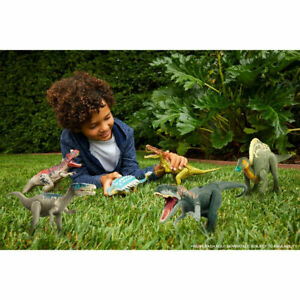 New Jurassic World Camp Cretaceous Dino Escape - Assorted Christmas Gift 2021 T